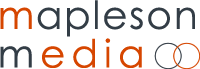 Mapleson Media Logo